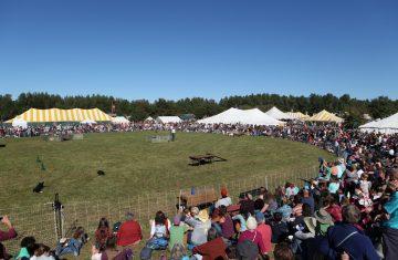 Wellscroft Farm Herding Demonstations