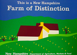 New Hampshire Farm of Distinction, NH Department of Agriculture