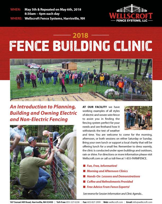 2018FenceClinic